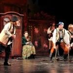 Черновицкие театралы презентовали на фестивале в Тернополе Запечатанного дворника