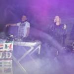 На День города черновчан объединили электронные ритмы