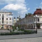 Каждую пятницу на улицах Черновцов представят выставку одной картины