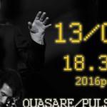 Концерт инструментальной музыки Quasare/Pulsare пройдет в Черновцах