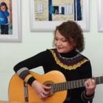 Одна из самых авторитетных представительниц бардовского движения выступит в Черновцах