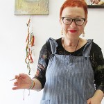 Черновицкая художница: Все время надо двигаться и учиться у природы