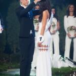 Черновчанка на конкурсе красоты Мисс Украина 2016 завоевала титул Мисс зрительских симпатий