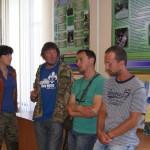 Известные художники из Киева и Одессы презентовали буковинцам более 2 десятков работ
