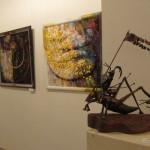 В центре Черновцов завершают любоваться работами 88 художников