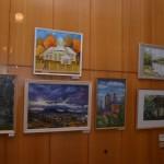 Буковинцам презентовали выставку творческих работ преподавателей художественных школ и школ искусств края