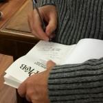 Андрей Курков в Черновцах рассказал о своих странствиях Литвой, Жальгаріс и новую книжку