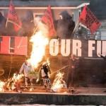 В Британии сожгли наследие Sex Pistols, что стоит до 12,4 млн долларов