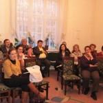 Поэтическую книгу Светланы Кирилюк черновчанам презентовали