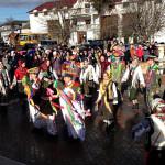 Фестиваль зимних традиций прошел в Герце