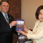 Черновчанам презентовали книгу о Революции Достоинства