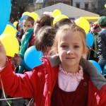 Украина по уровню счастья, как Судан и Гана