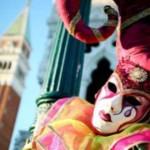 На венецианский карнавал собираются туристы со всего мира. Фото