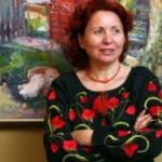 М. Рыбачук представит черновчанам 20 работ, которые писала в течение последних лет