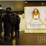 Во время столкновений перед концертом Ани Лорак пострадали 4 милиционеров