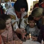 Черновчанка Светлана Красовская дала мастер-класс по росписи писанок