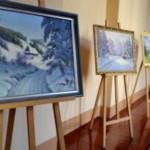 В Черновцах открыли выставку известного пейзажиста Баланецького