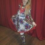 Черновчанка Кристина Охитва дала пять концертов на полигонах