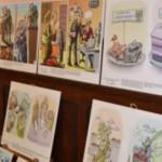 В Черновцах начала работу выставка карикатур Есть лучшая сторона Европы