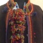 На выставке в Черновцах представили наряды буковинцев 19-20 века