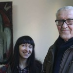Молодая запорожская художница презентовала Противостояние