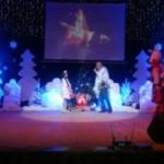 В черновицкой филармонии презентовали новогоднюю сказку 12 месяцев