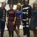 Ани Лорак снова посетила Москву