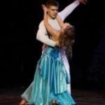 Турнир по бальным танцам состоялся в Черновцах