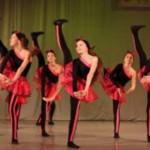 Черновицкий коллектив Аллегро принял участие в телевизионном конкурсе танца