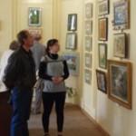 Черновчанам презентуют выставку мастера вышивки Дмитрия Власійчука