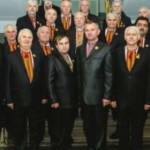 В Черновцах хоровая капелла Звон отметила 45-летие творческой деятельности