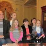 Л. Скрипка о премьере спектакля Энни в драмтеатре Черновцов