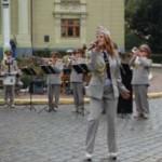 На Соборной площади Черновцов 5 октября выступит военный оркестр