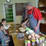 Как черновицкие дети готовились к выставки-ярмарки Пасхальные колокола