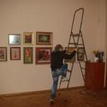 Черновицкий художественный музей готовится к открытию выставки картин из бисера