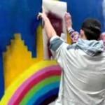 Патриотические рисунки появятся на детской площадке в центре Черновцов