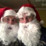 Братья Кличко стали Санта Клаусами