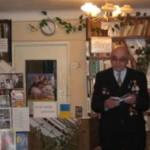 В Черновцах презентовали два поэтических сборника Виктора Обдуленка