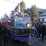 Как моряки на корабле Кримнаш ездили Буковиной