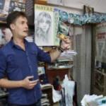 Писатель Максим Кидрук пообещал читателям драматическую историю о событиях в Украине