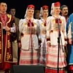 До Черновцов с рождественской программой едет Волынский народный хор