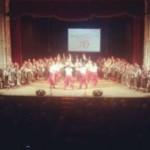 Буковинский ансамбль песни и танца отметил 70-летний юбилей