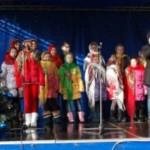 В Черновцах на благотворительном концерте колядников собрали около 2 тыс. грн.