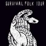 На следующей неделе Саша Буль презентует в Черновцах альбом Survival Folk