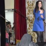 Мария Яремчук дала 30 концертов в зоне АТО, была даже под обстрелами