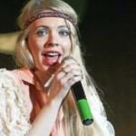 Черновицкая певица Кристина Охитва концертировала в столице