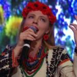 Черновицкая певица Кристина Охитва поддерживает украинских воинов песней