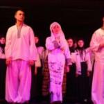 Черновчанам показали спектакль о последствиях Переяславского соглашения