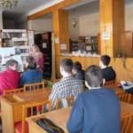 В Черновцах устроили вечер-горницу, посвященный Лине Костенко