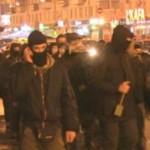 Активисты снова попытались сорвать концерт Ани Лорак: в ход шли петарды и дымовые шашки
